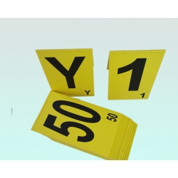 Brojevi,slova ,markeri