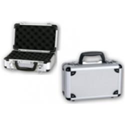 Kofer za pistolj ili revolver od aluminijuma.