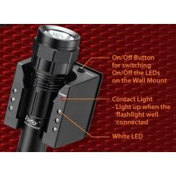 Rucna lampa Vortex TM602
